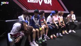 150811 got7 bnior jb jr moments