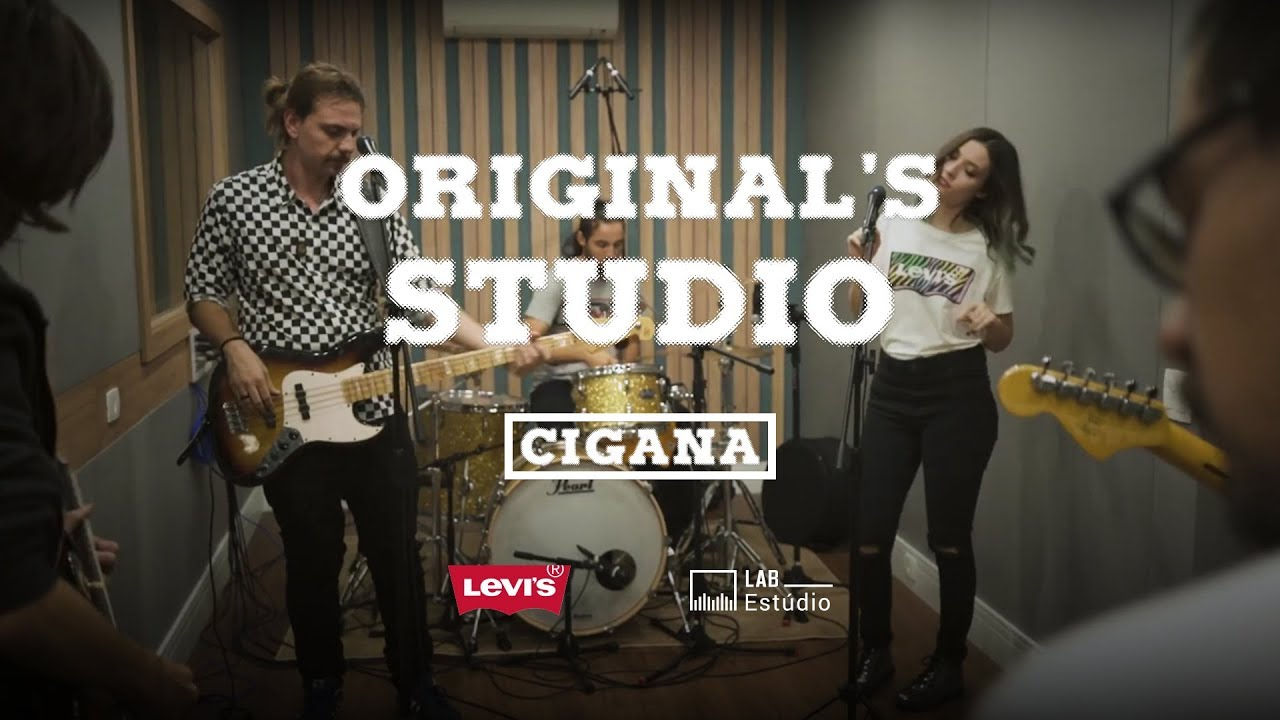 Cigana - Original's Studio - Natureza