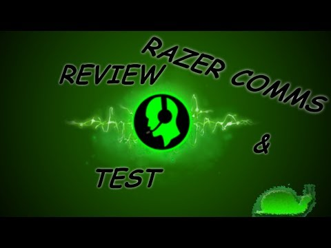 Lets Take A Look At Razer Comms Free VOIP Chat Client for gamers
