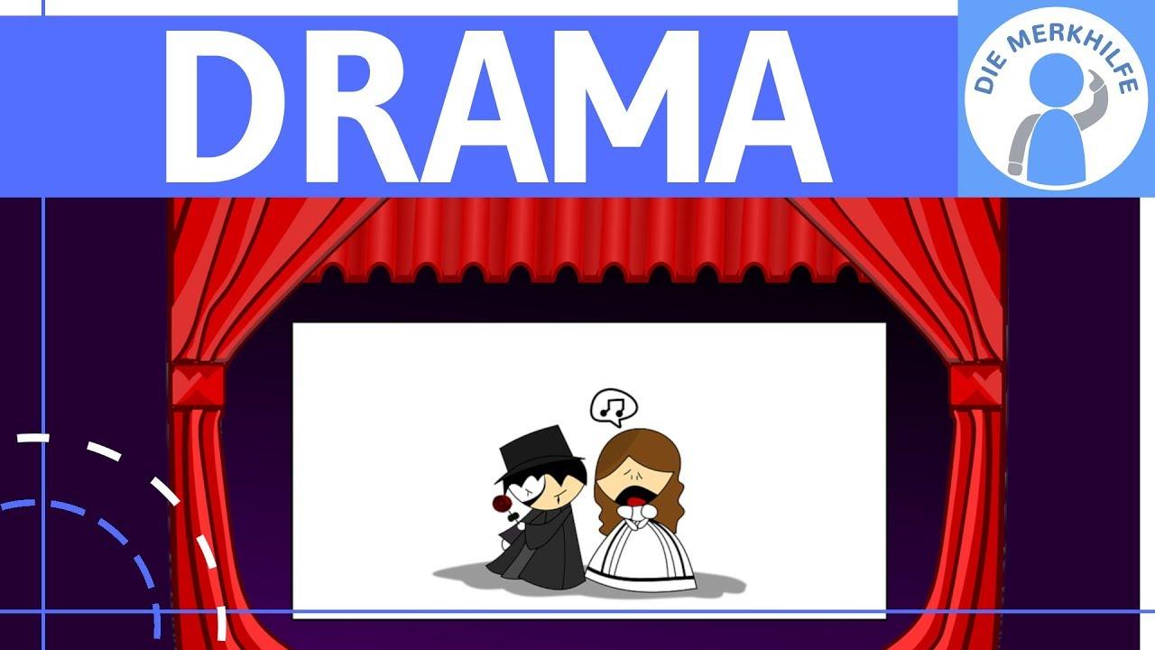 Merkmale Dramatik