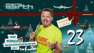 23. Dezember 2016 /// Beziehungstipps zur Adventszeit - von und mit Mario Barth