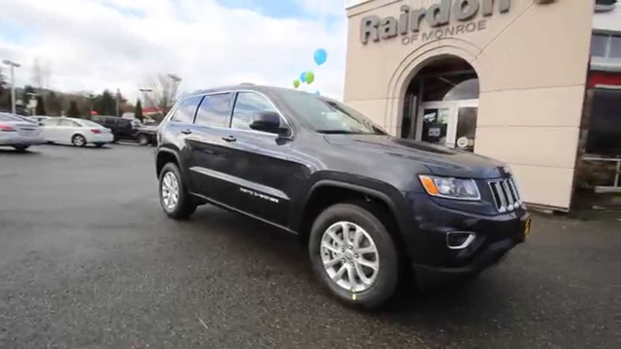 Jeep Grand Cherokee Maximum Steel