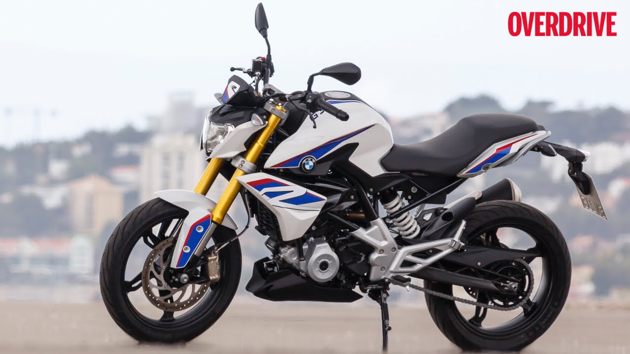 Od News Tvs Bmw G 310 R Revealed Youtube