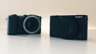 Video Sony RX100 V BEST Features - WHY we switched cameras? download MP3, 3GP, MP4, WEBM, AVI, FLV Juli 2018