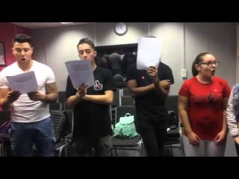 Vocal Workshop VAS Europe Trip 2015: The Institute of Contemporary Music Performance London
