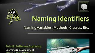 Качествен програмен код - Именуване