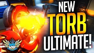 Overwatch - NEW Torbjorn ULTIMATE! New Ability - Overload! Rework Details!