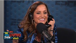 Dianna Russini takes calls as her Jersey mother | The Dan Le Batard Show