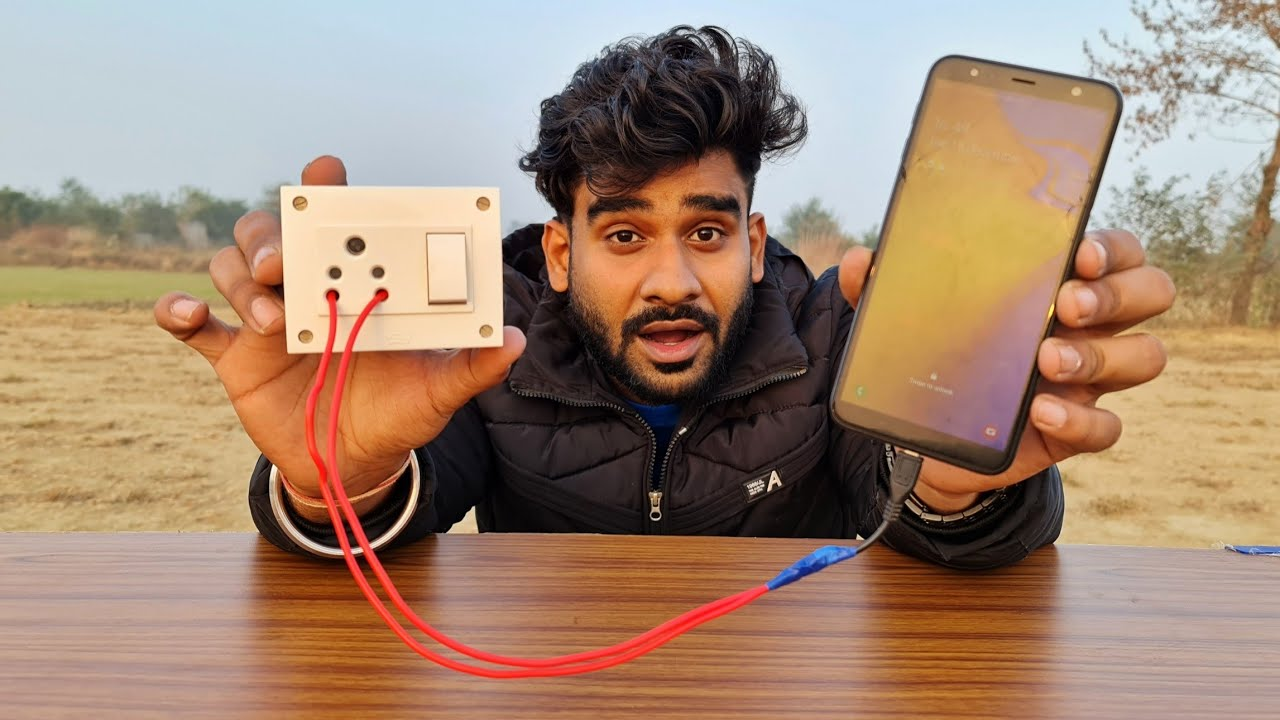 Download Charging Phone in 5 Second with DIRECT LINE