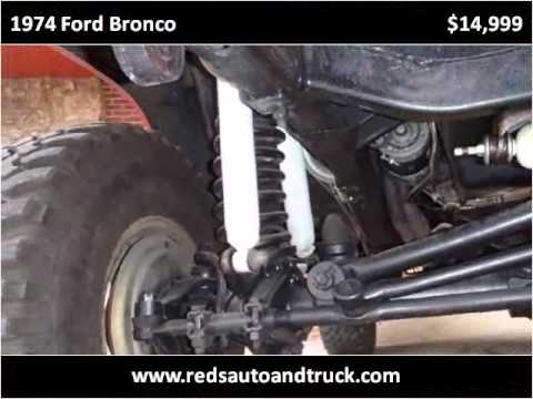 1974 Ford Bronco Used Cars Denver CO