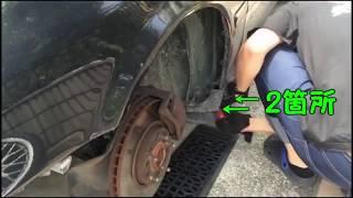 [DIY] Ставим широкие колеса на Chaser
