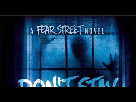 Don't Stay Up Late (Fear Street) BY R.L. Stine PART 5 ( Age 15-up )