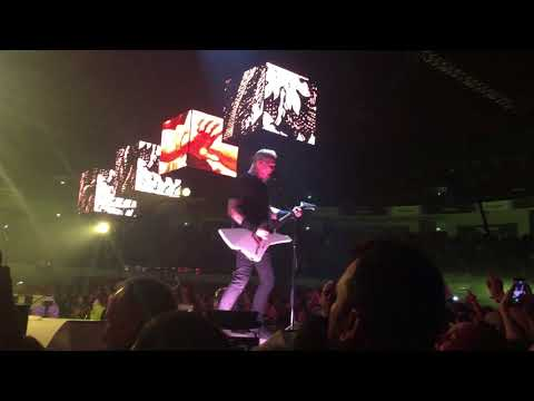 Metallica - Halo on Fire (ao vivo na Altice Arena 01/02/2018)