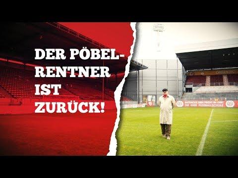 Der Pöbelrentner ist zurück! | Helau | 1. FSV Mainz 05