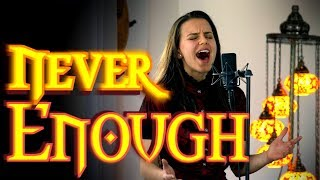 Video The Greatest Showman - Never Enough - Loren Allred cover - Xiomara Crystal - KenTamplinVocalAcademy download MP3, 3GP, MP4, WEBM, AVI, FLV Maret 2018