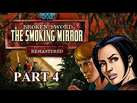 Lets Play Broken Sword 2 - Part 4 (PC Gameplay)