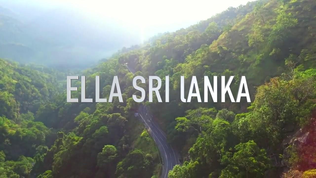 Visit Ella - Sri Lanka - YouTube