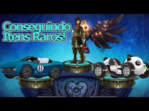 Dragon Nest M: Como Conseguir Itens Raros !!! Abrindo Caixas de Pandora - Omega Play