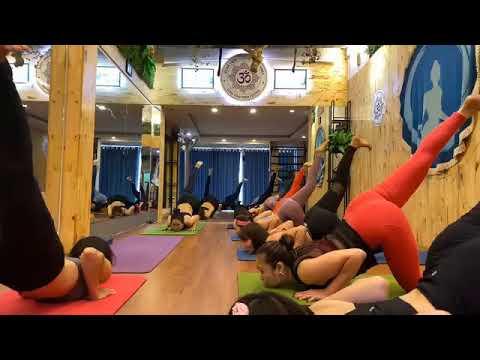 LIVESTREAM LỚP GIÁO VIÊN YOGA TẠI HÀ NỘI | YOGA LUNA THÁI | Yogalunathai.com