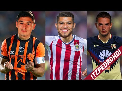 ✅Draft Liga Mx Clausura 2018 CONFIRMADO FICHAJES Y RUMORES - CHIVAS Y AMERICA QUIREN A MARTIN