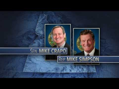 Support for Sen. Mike Crapo (R-ID) and Rep. Mike Simpson (R-ID)