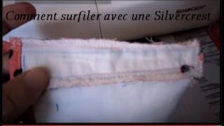 Dans ce Tuto de couture vous verrez comment surfiler avec la Silvercrest !! Vous pourrez ainsi finir joliment votre housse pour la 2DS ;) Partenaire avec ...