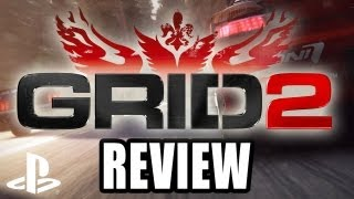 GRID 2: Video Review(Rob brings us his video review of Codemasters' GRID 2! The Last Of Us: Ashley Johnson and Neil Druckmann: http://bit.ly/10ZDDYD PlayStation Access TV ..., 2013-05-28T13:00:13.000Z)