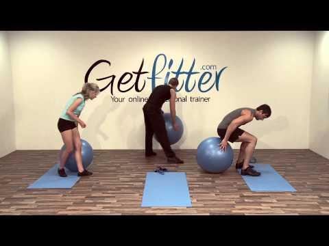 Weightloss exercise program - week 2