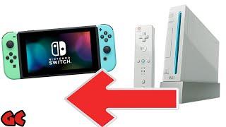 Macht die SWITCH einen auf Nintendo WII?