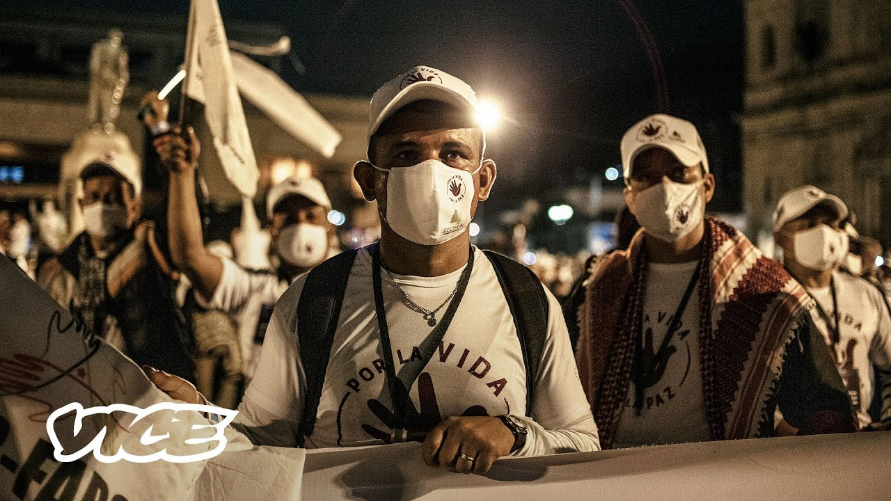 Colombia's Deadly Fight for Justice