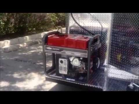 how to choose generator size