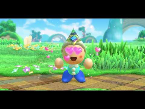 Eric & Dan enjoy the Kirby Star Allies Demo (Quick Play)