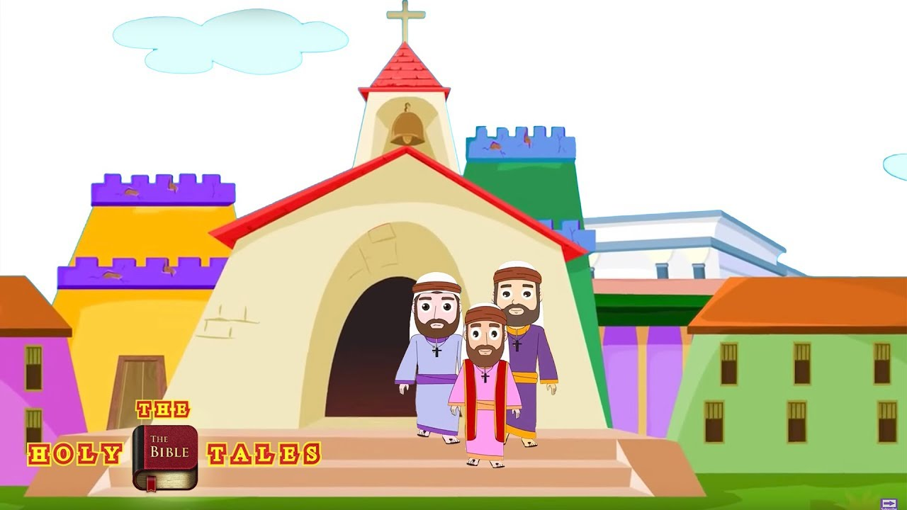 Paul In Jerusalem - Bible Stories For Children