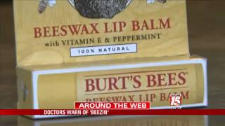 Doctors Warn Parents of 'Beezin'