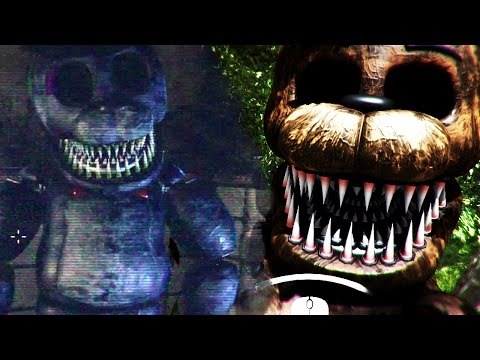 Play As SINISTER Freddy! | Sinister Turmoil #1 (Free Roam Multiplayer FNAF Fan Game)