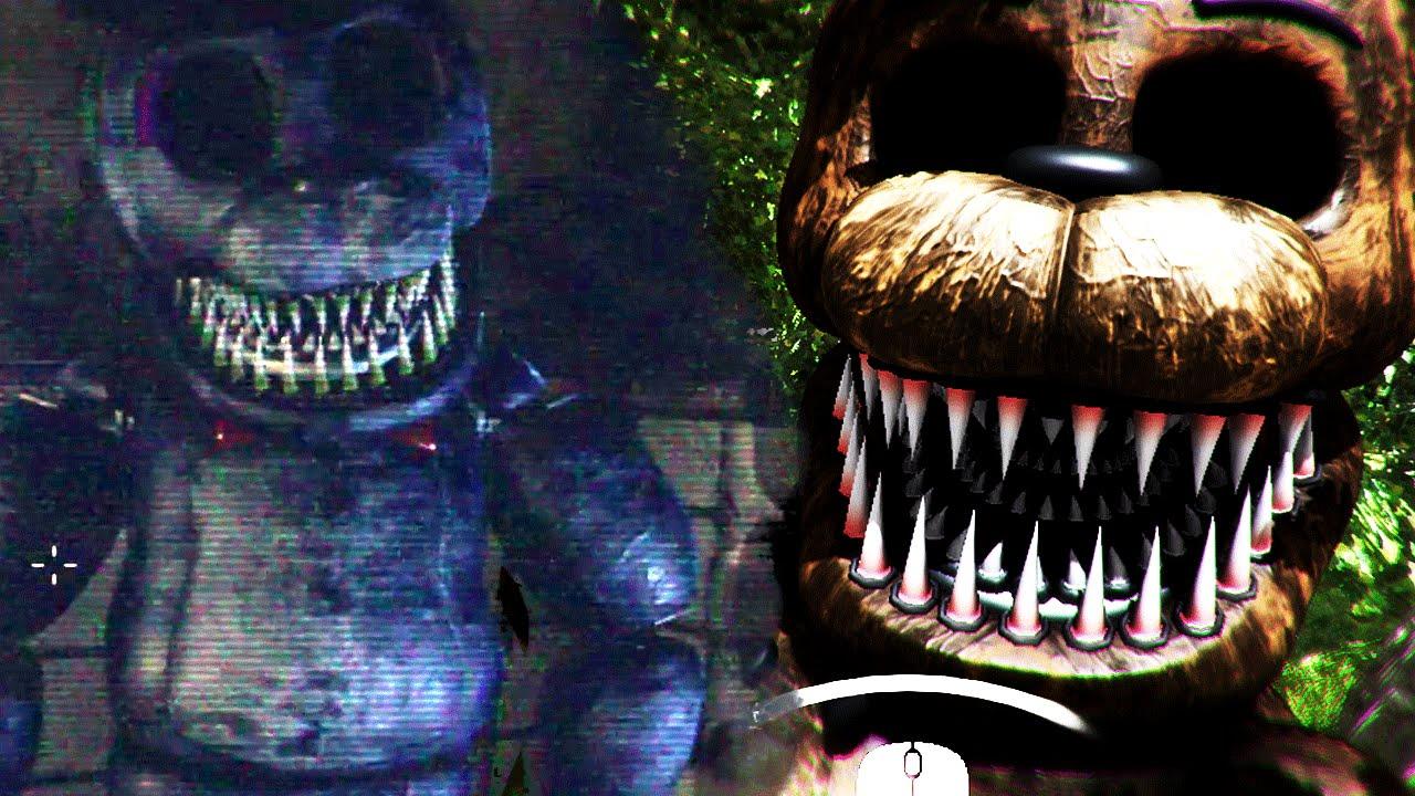 Play As SINISTER Freddy!   Sinister Turmoil #1 (Free Roam Multiplayer FNAF Fan Game)