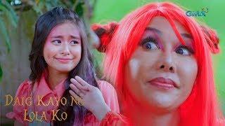 Daig Kayo Ng Lola Ko: Winslet spills Winona's secret