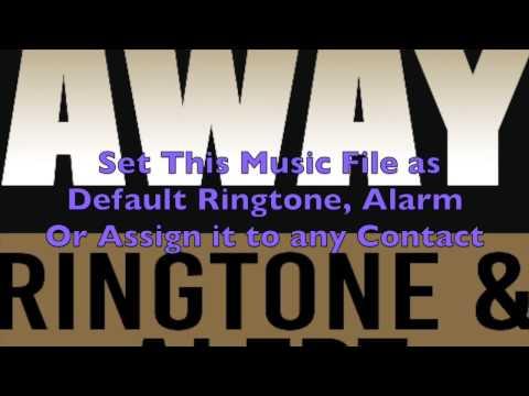 R. City - Locked Away Ringtone and Alert
