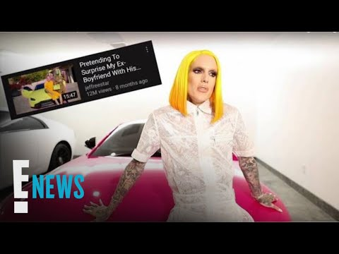 """Jeffree Star Reveals """"Really Dark, Ugly"""" Drama After Breakup 