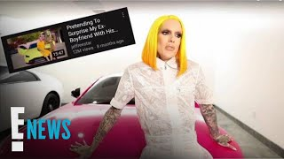 "Jeffree Star Reveals ""Really Dark, Ugly"" Drama After Breakup 