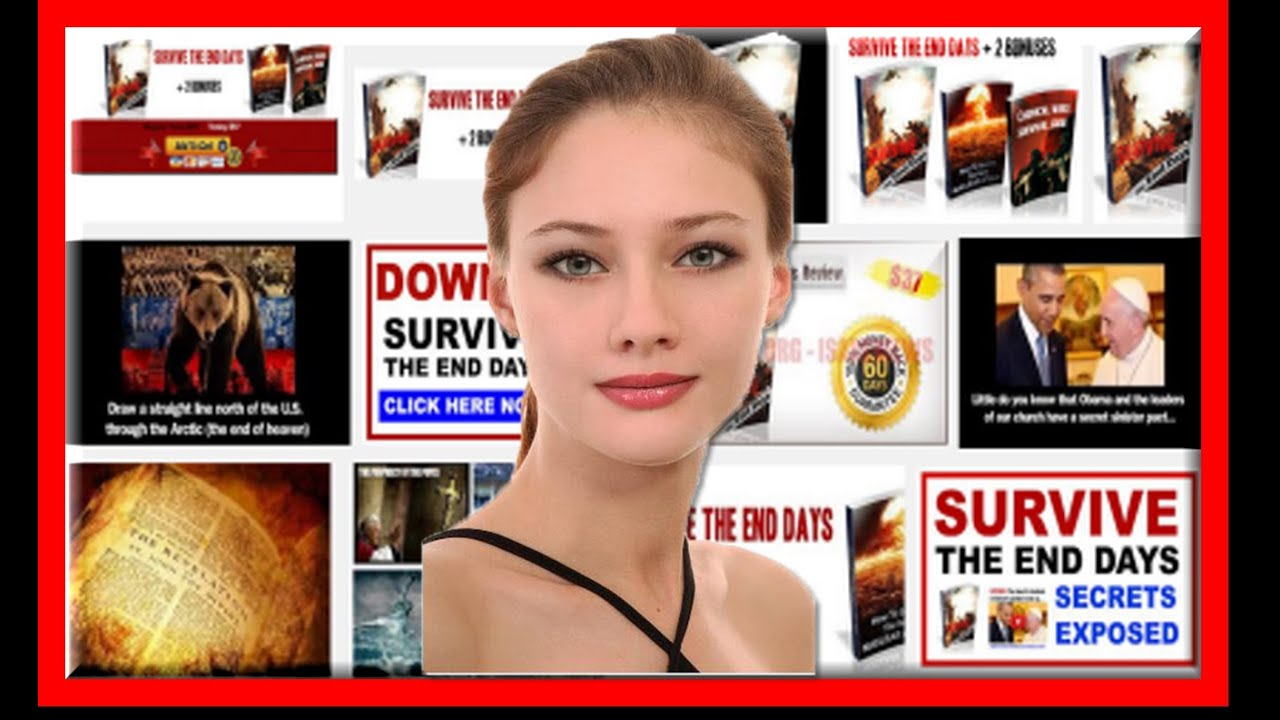 Image result for survive the end days pic