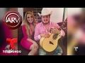 Melissa Plancarte y Pancho Uresti estrenan video | Al Rojo V