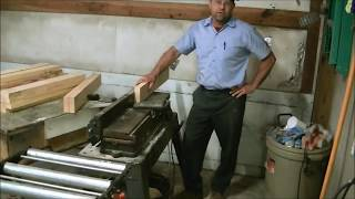 What Is Quarter Sawn Wood ? Making A Mantle Style Shelf With My Saw Mill.