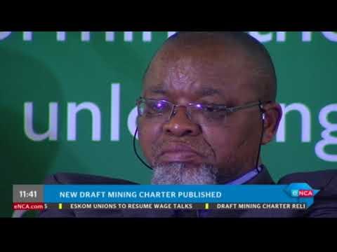 New Mining Charter Targets 30% Black Mine Ownership