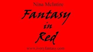 Fantasy In Red - Nina - Ivory Fantasy