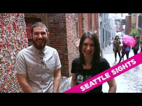 Microsoft Build: Seattle Sights