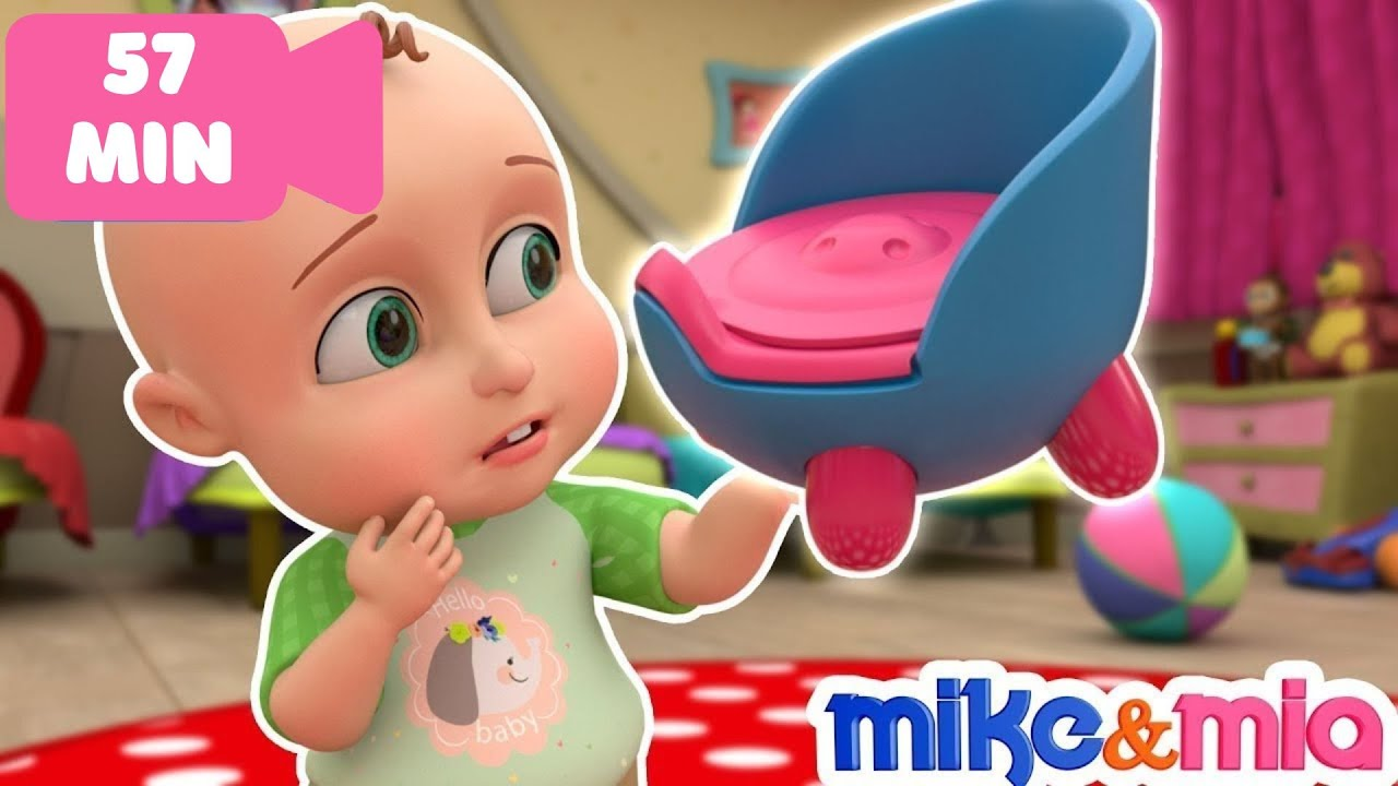 Potty Training Song   Good Habits Song + More Nursery Rhymes & Kids Songs - Mike & Mia