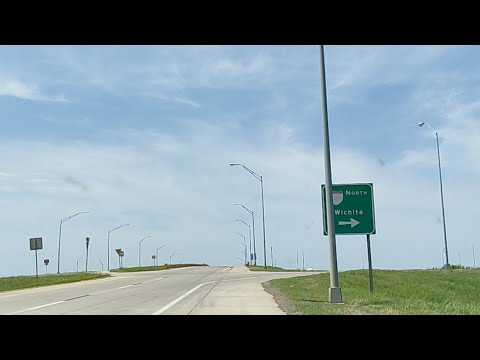 *Live* Storm Chase day - Heading to Kansas 5/8/2021