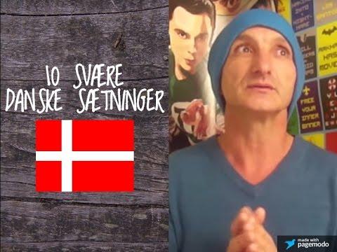 svære danske sætninger