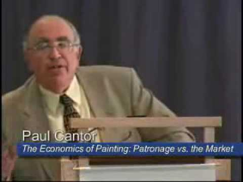 Commerce and Culture, Lecture 3: The Economics of Painting | Paul A. Cantor